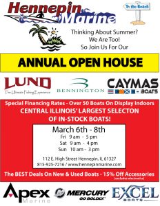 Hennepin Marine's Annual Open House