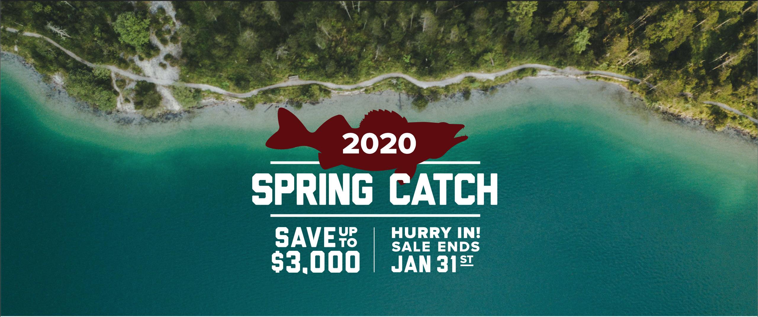 2020 Lund Spring Catch